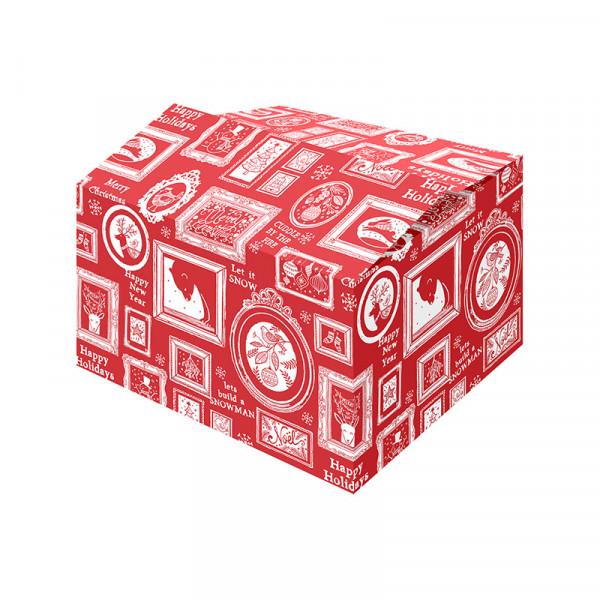 Geschenkkarton Weihnachten.Geschenkkarton Weihnachten