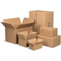 2-wellig Kartons